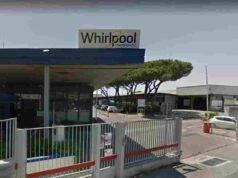 whirlpool chiuso