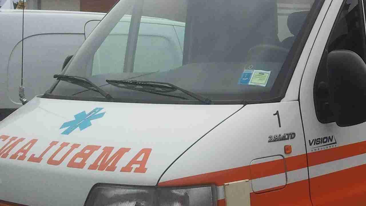 aggressione ambulanza