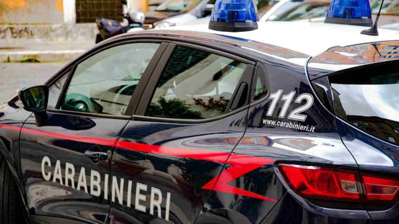 Schianto tra auto Bergamo