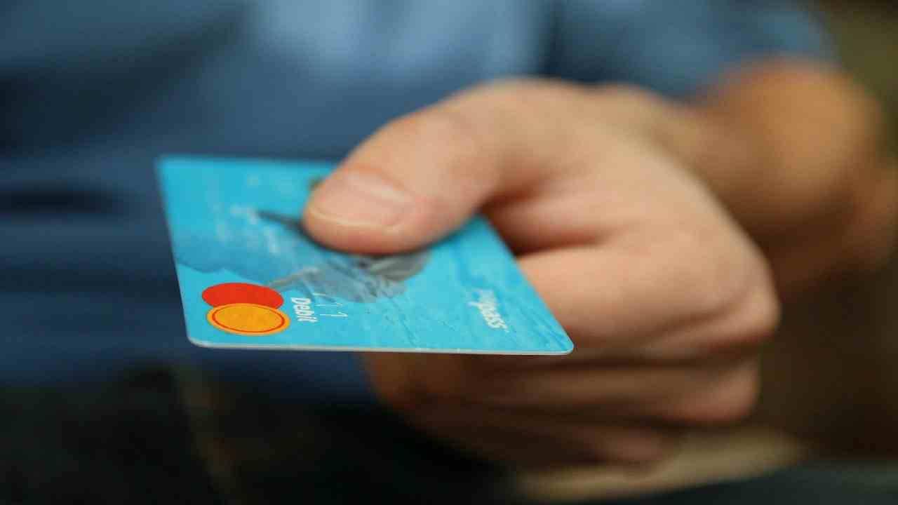 carta di pagamento