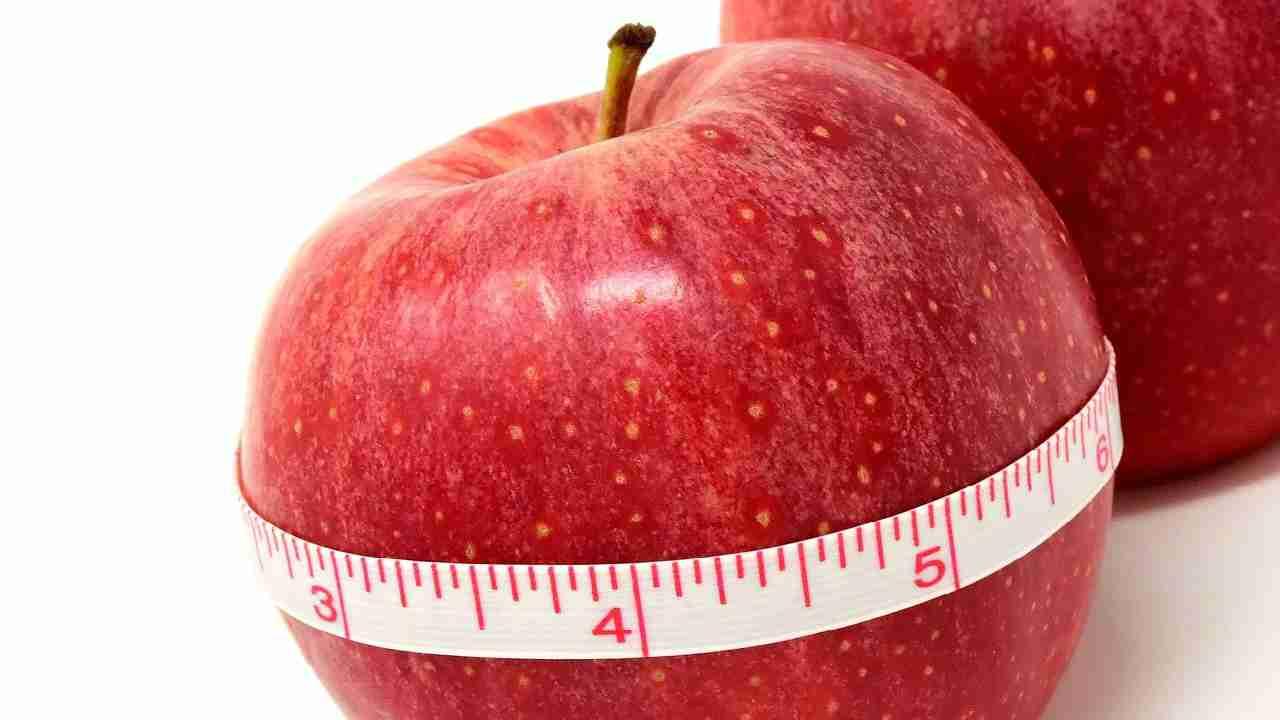 dieta autunnale della mela