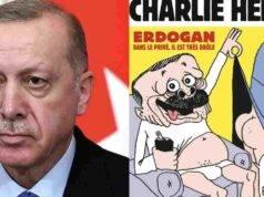 erdogan caricatura satirica