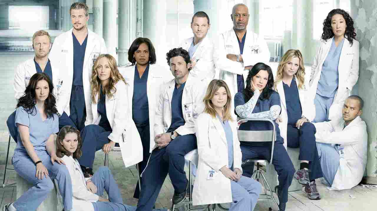 16esima stagione di Grey's Anatomy
