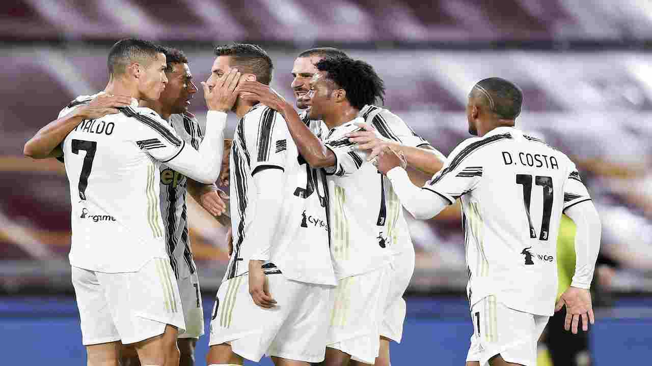 Juventus isolamento