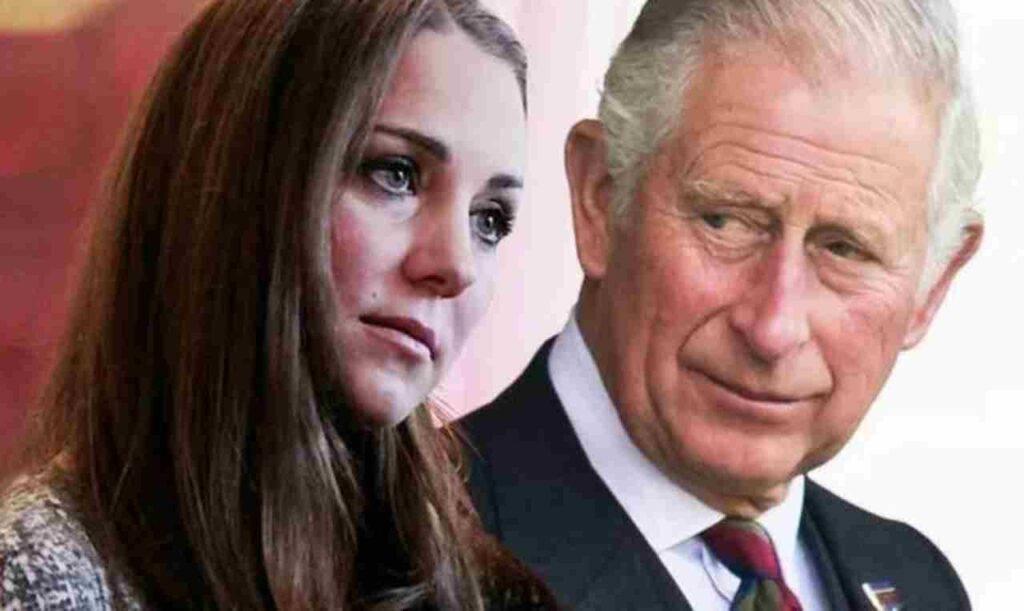 Kate Middleton, la paura di Carlo durante la gravidanza