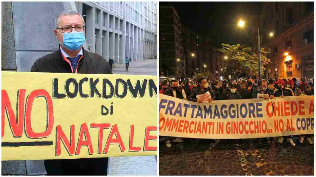 Covid Milano Napoli