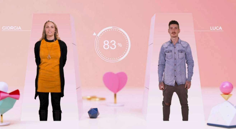 Matrimonio a Prima Vista 2020 -Giorgia e Luca