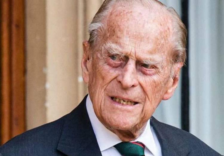 principe Filippo non va più a cavallo