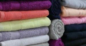 scegliere asciugamani