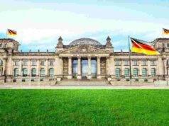 sfregiate 70 opere d'arte a Berlino