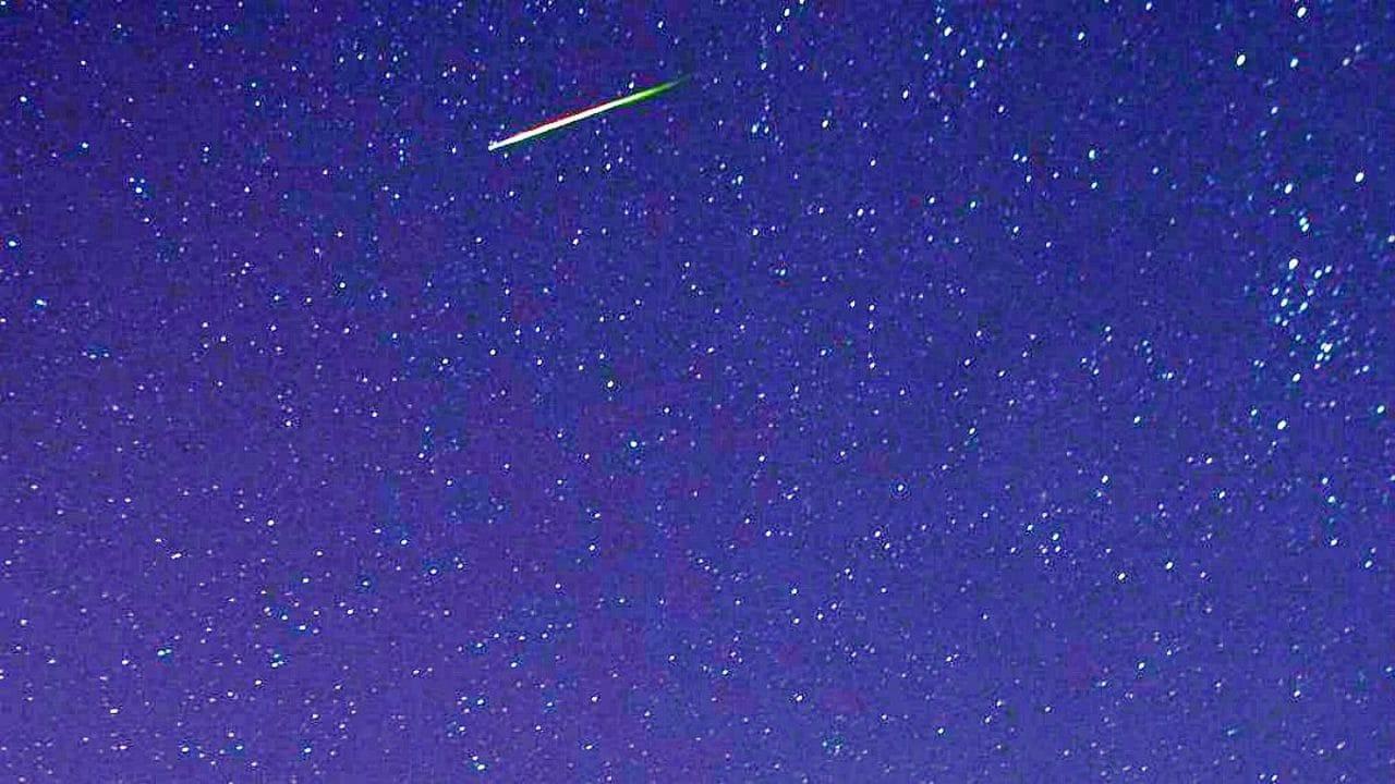 draconidi stelle cadenti
