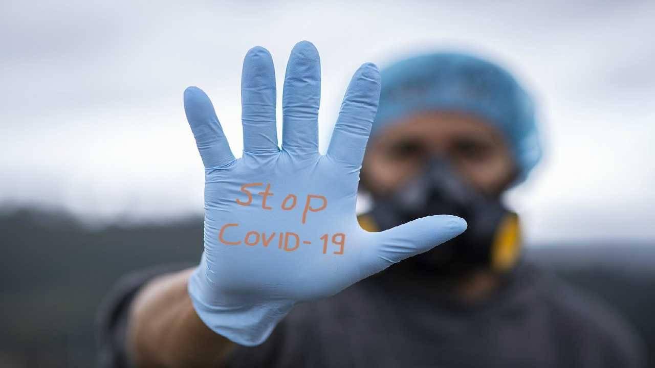 stop al coronavirus
