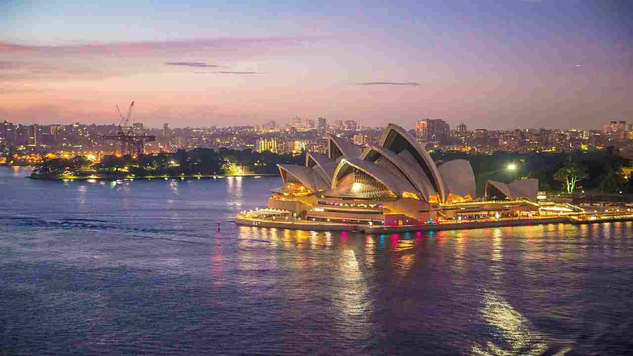 Australia zero contagi