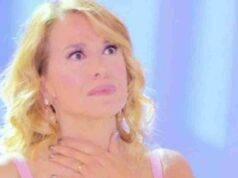 Barbara D'Urso, la notizia choc in diretta