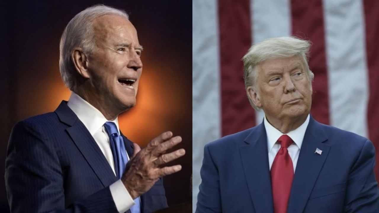 Biden contro Trump che ostacola transizione