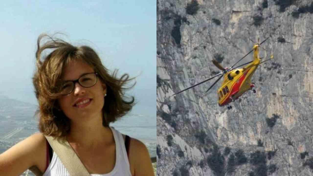 Alpinista cade per 200 metri e muore