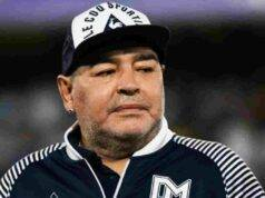 Maradona, in lutto l'Italia
