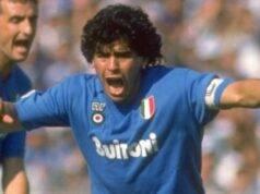Maradona al Napoli