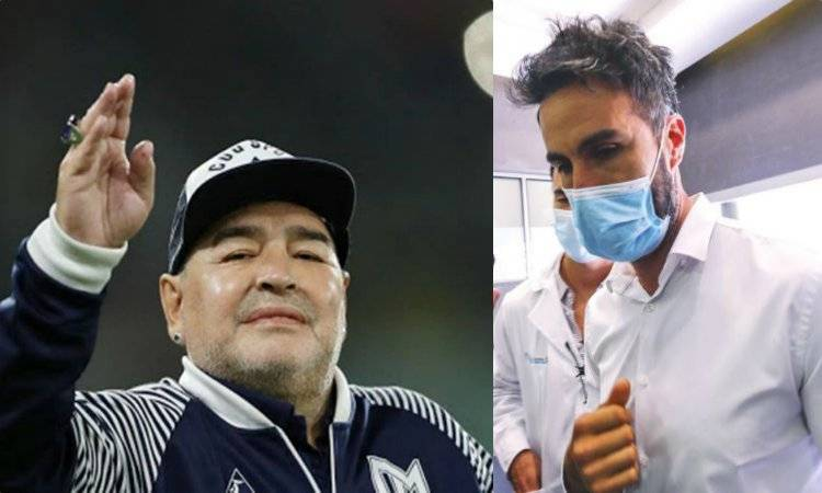 Maradona, medico indagato