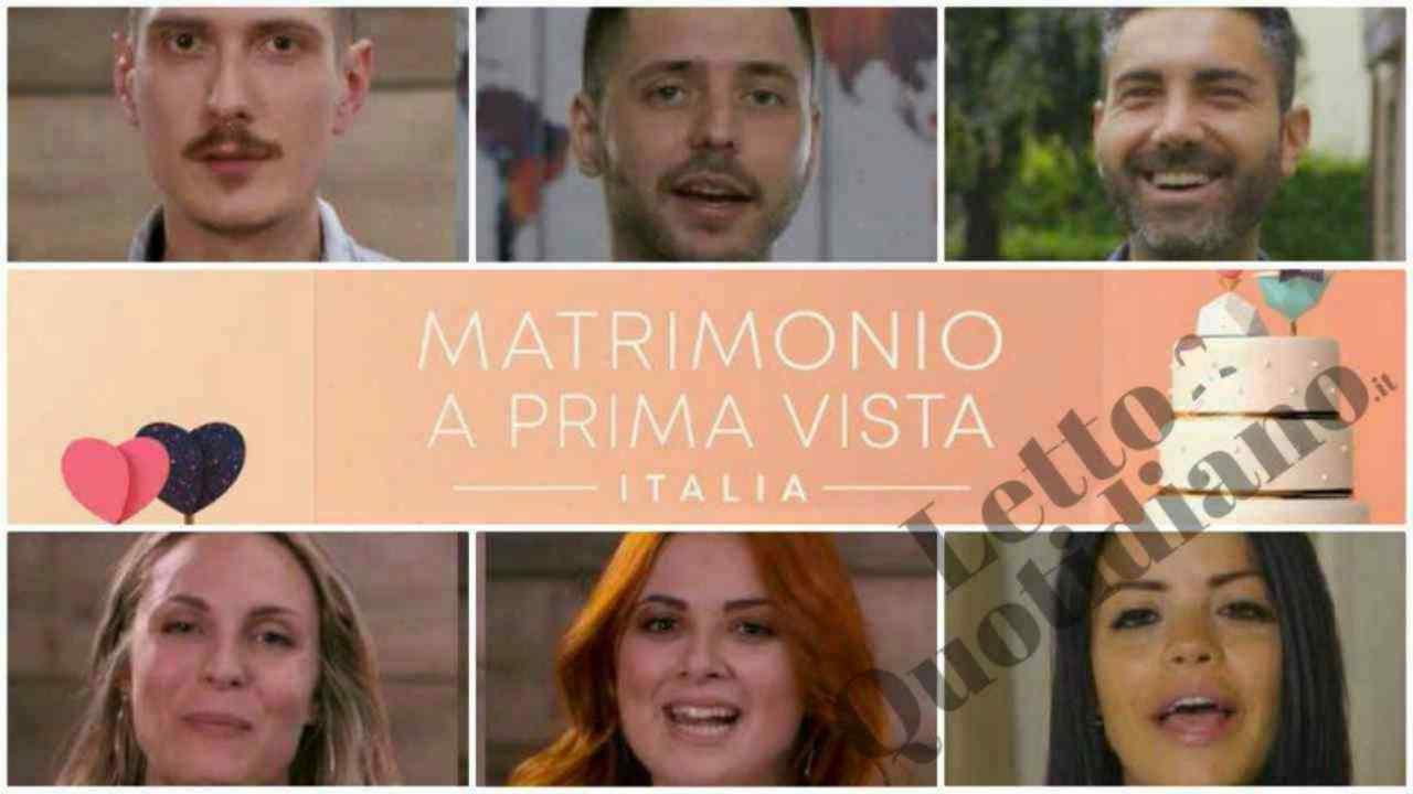 Matrimonio a prima vista anticipazioni 6' puntata