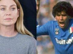 Grey's Anatomy sostituito dal film su Maradona