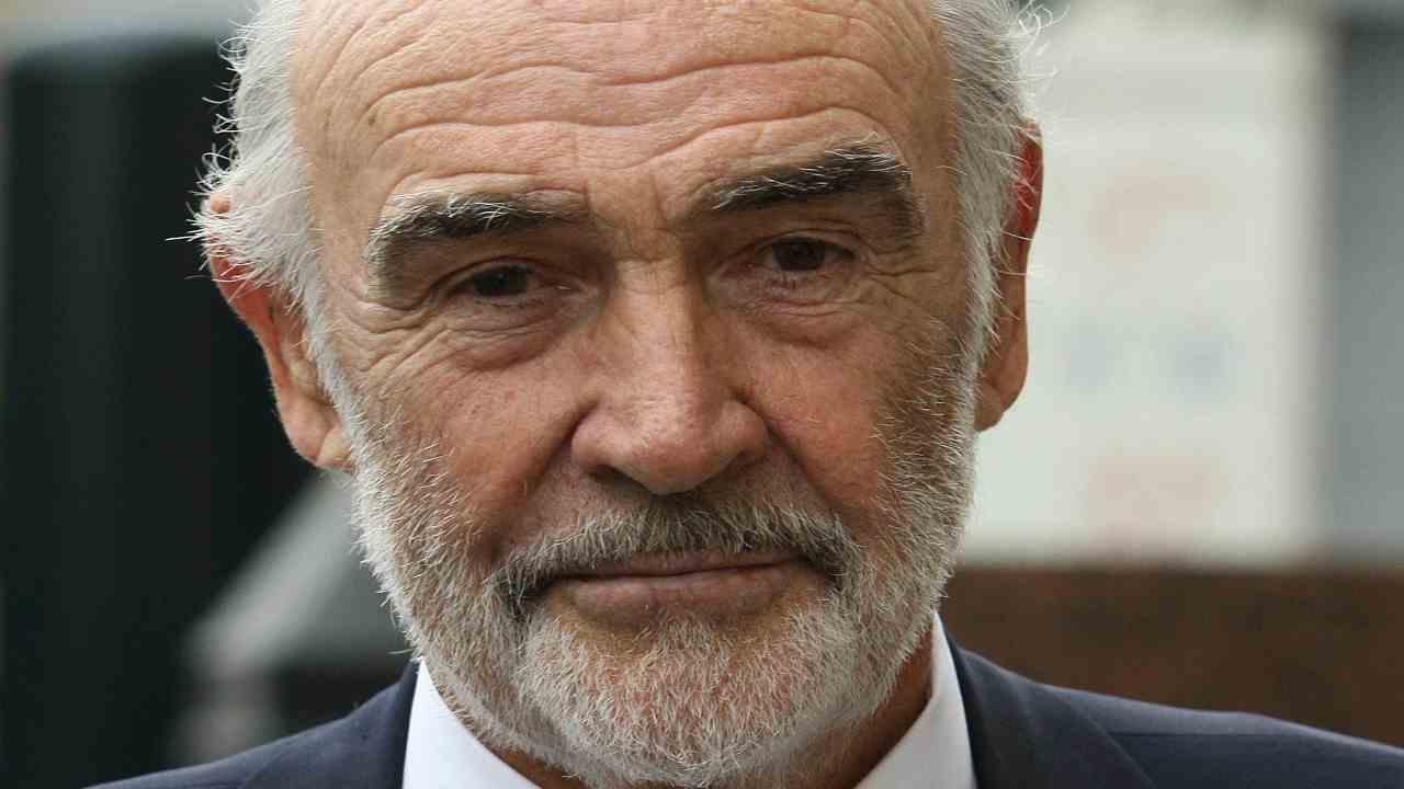 Sean Connery morto a 90 anni, malattia