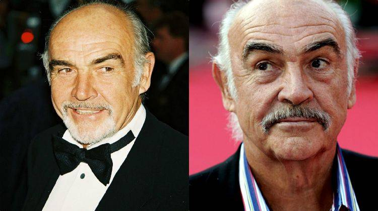 Sean Connery, causa morte 1