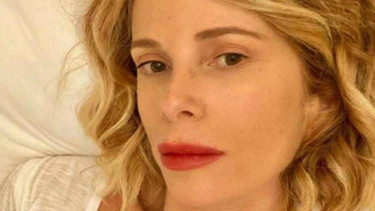 Alessia Marcuzzi viso