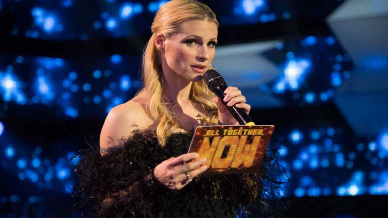Michelle Hunziker- All Together Now