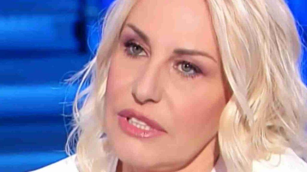 Antonella Clerici la rabbia sui social
