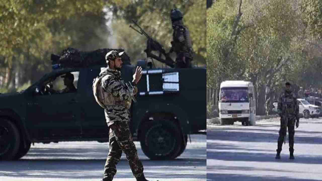 attentato università Kabul