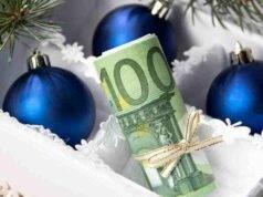 bonus Conte per regali natalizi