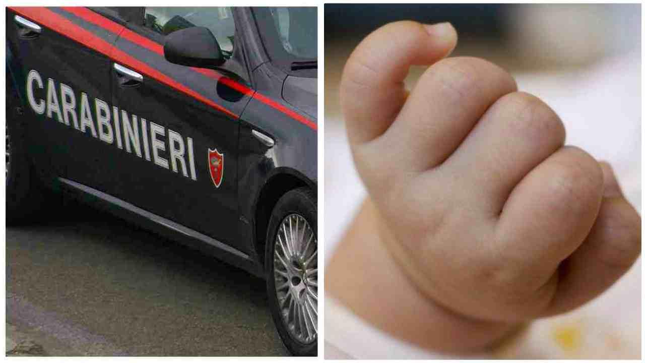 arrestata mamma neonato trapani