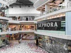 centro commerciale donna accoltella 2 persone