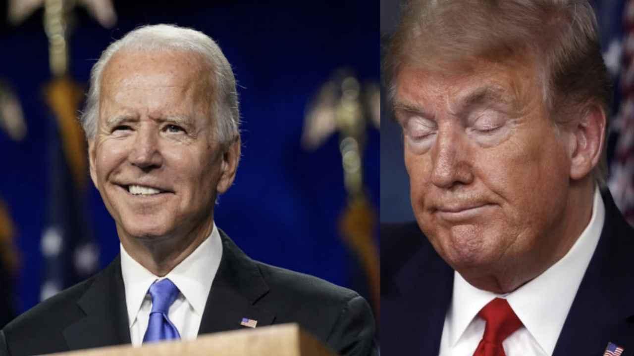 elezini USA Biden vicino alla vittoria