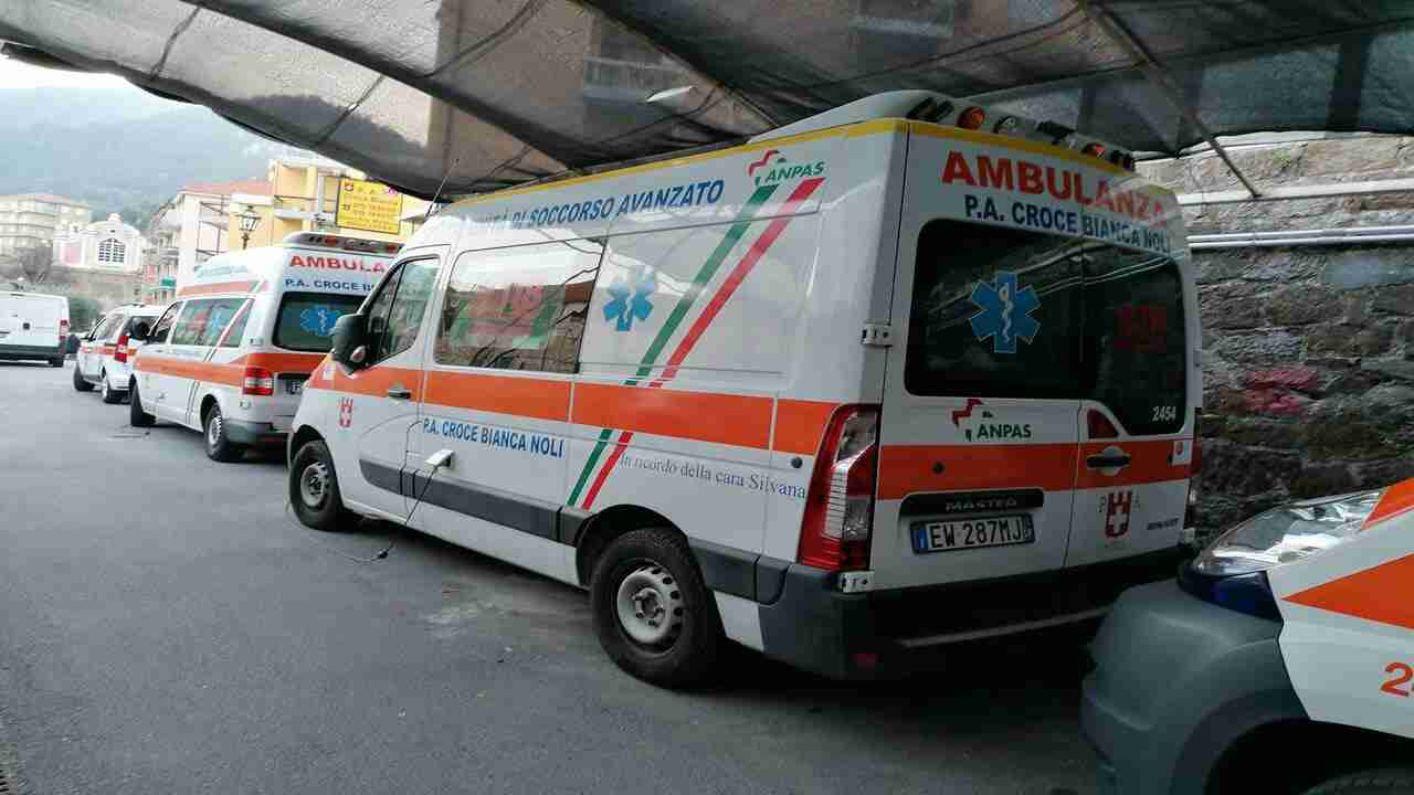 morto ambulanza aperta inchiesta