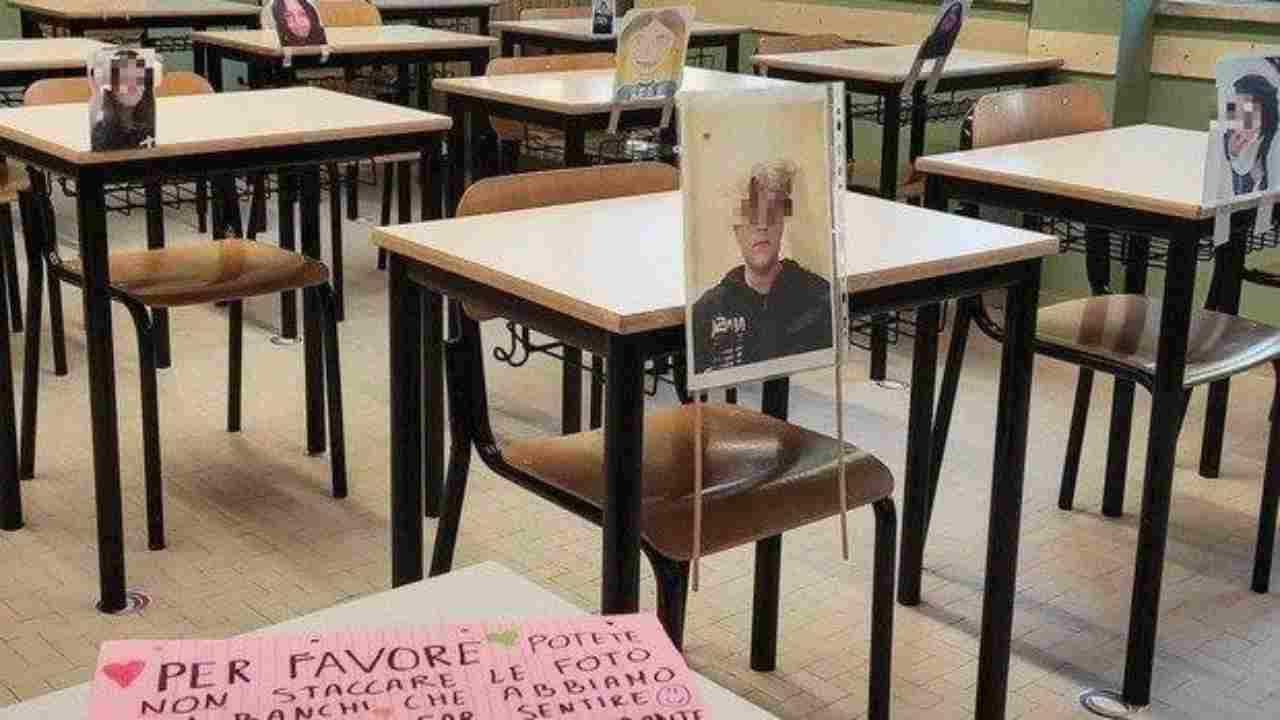 Gesto studenti di Faenza