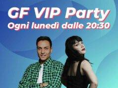 gf vip party anticipazioni