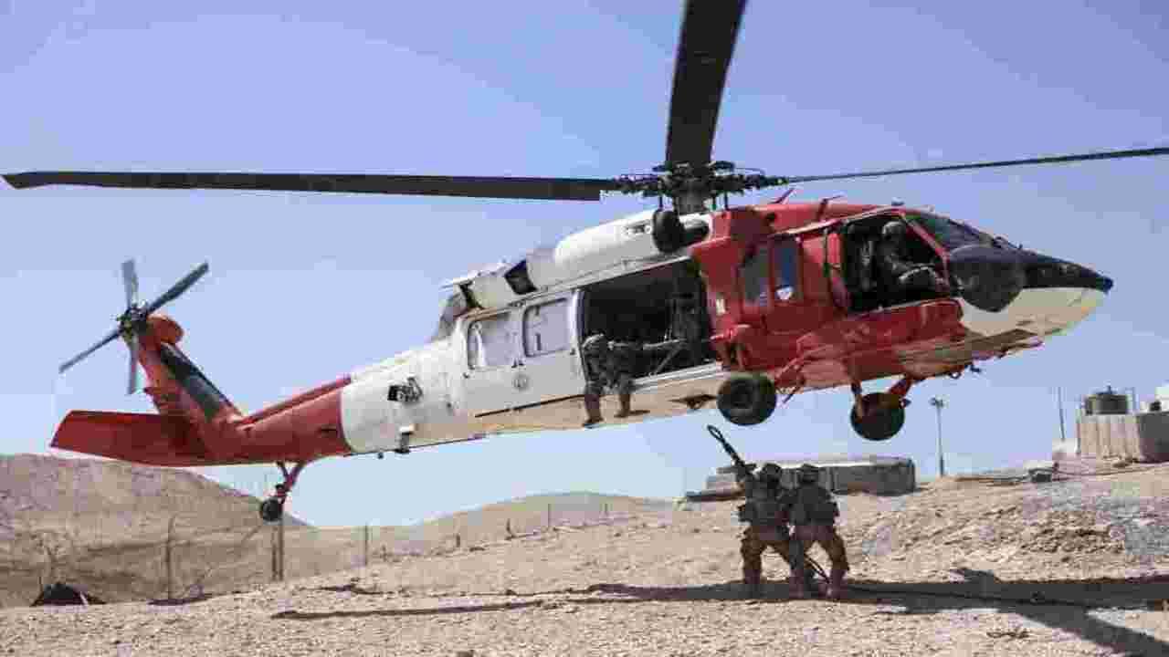 incidente elicottero egitto