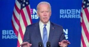 """Stati Uniti, primo discorso di Joe Biden: """"Siamo in guerra contro il virus e non tra noi"""""""