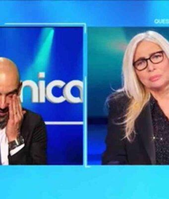 Mara Venier, l'infettivologo Bassetti in lacrime