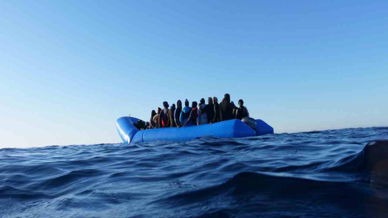 sbarco migranti gallipoli