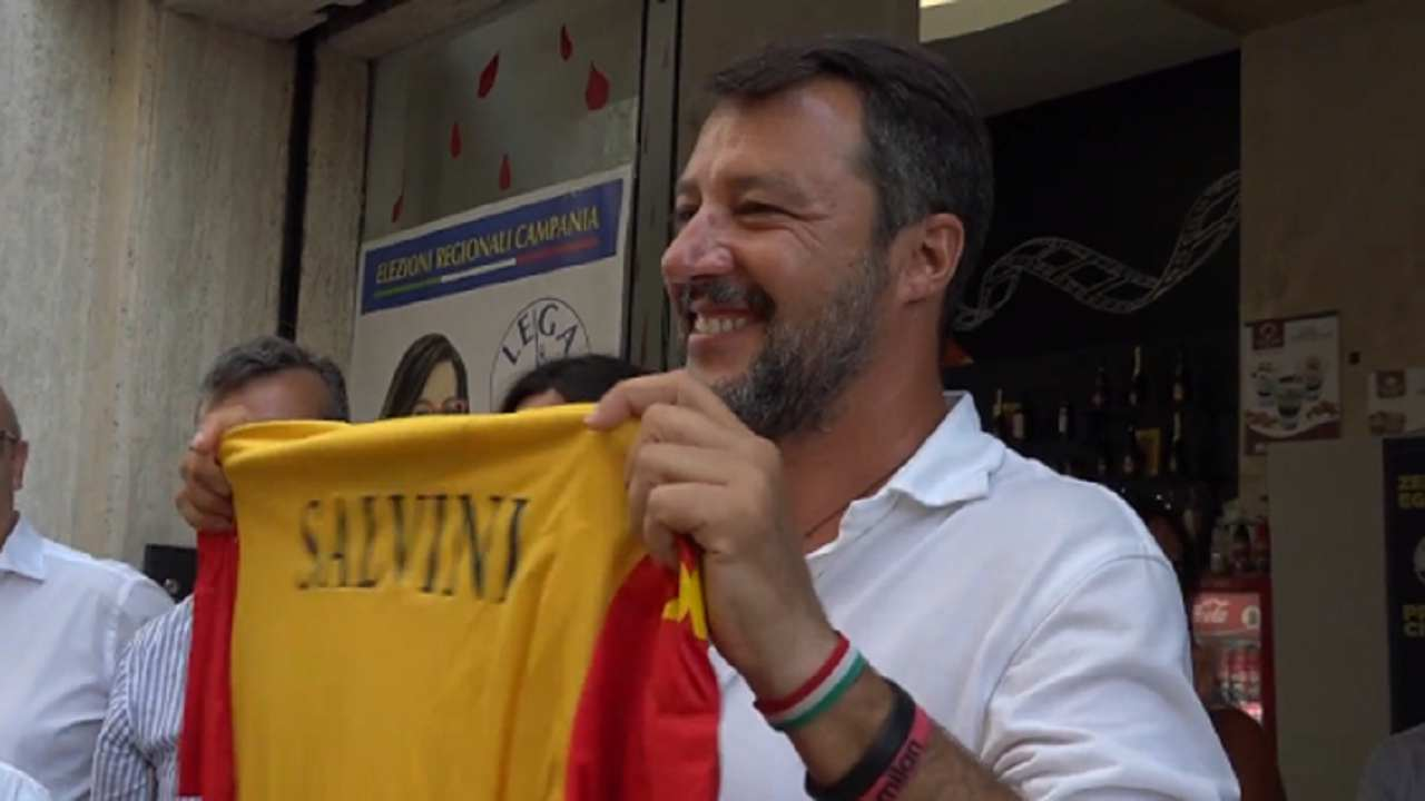 Salvini Benevento