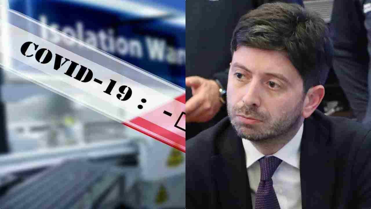 """Ministro Speranza, linea dura: """"Non possiamo sbagliare adesso"""". La sua intervista a Live non è la D'Urso"""