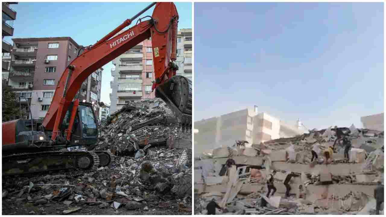terremoto estratte vive due bambine