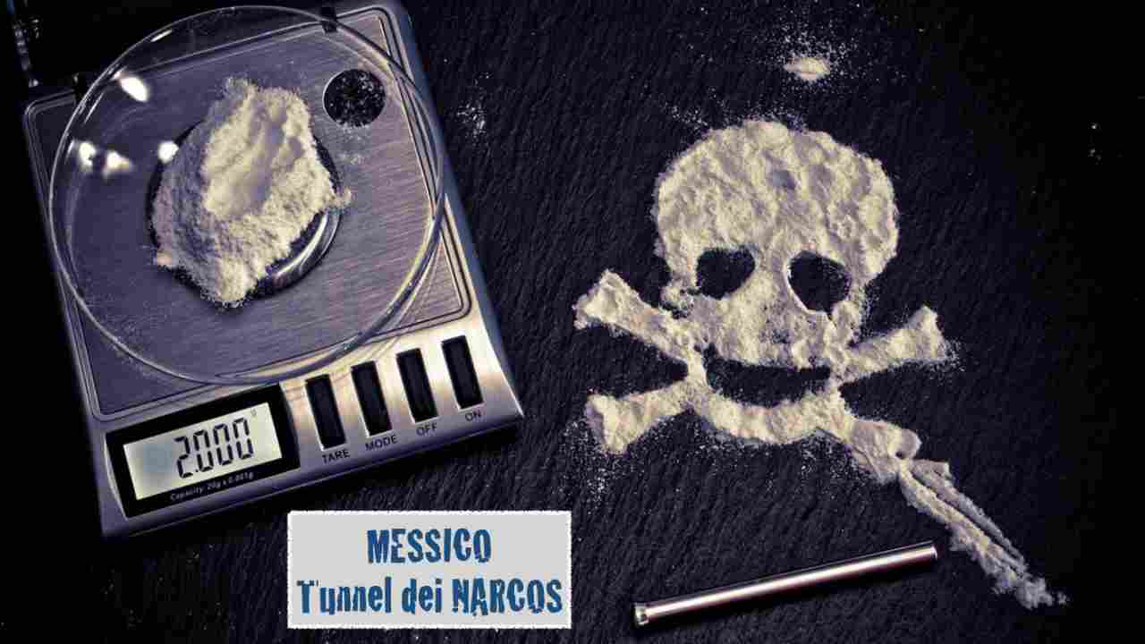 tunnel narcos messico