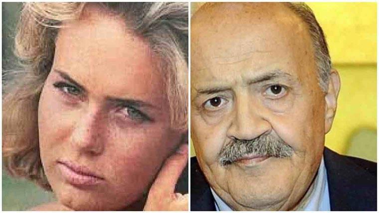 Ylenia e Maurizio Costanzo