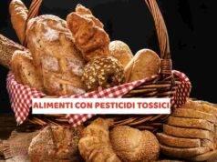 Alimenti con pesticidi tossici