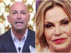 Bettarini, il messaggio a Simona Ventura
