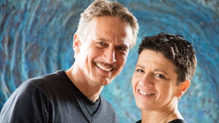 Cesare Bocci Daniela Spada moglie (1)